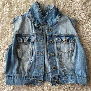 Highway Jeans Denim Vest